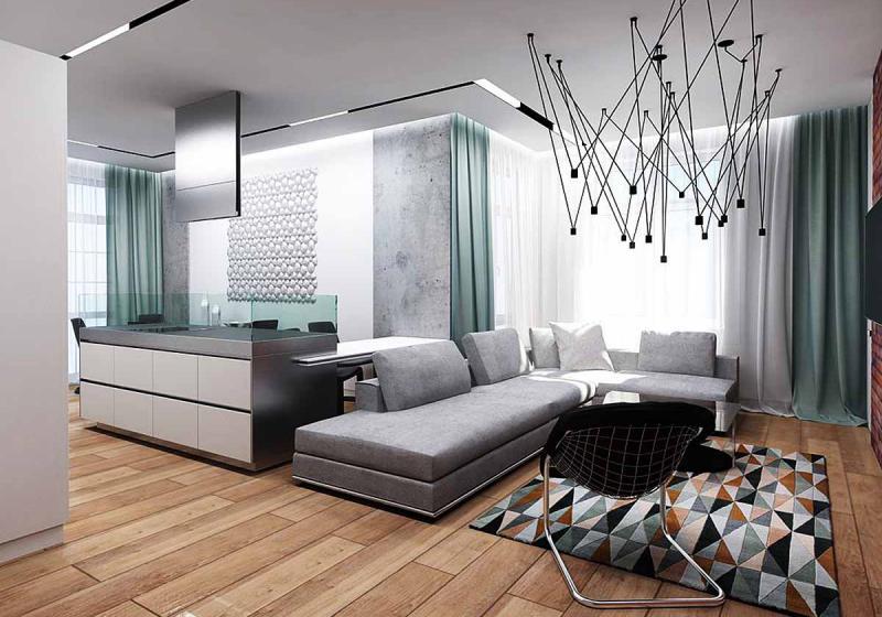 Интерьер квартиры под ключ